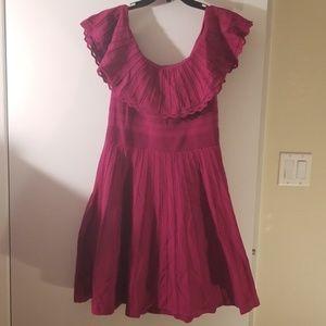Dresses & Skirts - NWT Ted Baker Off Shoulder Dress